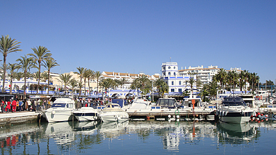 Port d´Estepona, marina, port de plaisance